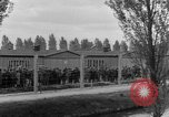 Image of prisoners Dachau Germany, 1945, second 11 stock footage video 65675055240