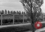 Image of prisoners Dachau Germany, 1945, second 12 stock footage video 65675055240