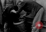 Image of prisoners Dachau Germany, 1945, second 2 stock footage video 65675055241