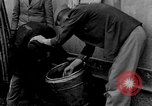 Image of prisoners Dachau Germany, 1945, second 3 stock footage video 65675055241