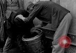 Image of prisoners Dachau Germany, 1945, second 6 stock footage video 65675055241