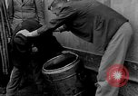 Image of prisoners Dachau Germany, 1945, second 7 stock footage video 65675055241