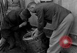 Image of prisoners Dachau Germany, 1945, second 8 stock footage video 65675055241
