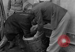 Image of prisoners Dachau Germany, 1945, second 9 stock footage video 65675055241