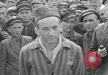Image of interview of prisoner Dachau Germany, 1945, second 3 stock footage video 65675055247