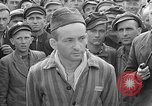 Image of interview of prisoner Dachau Germany, 1945, second 4 stock footage video 65675055247