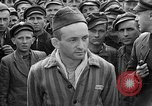 Image of interview of prisoner Dachau Germany, 1945, second 5 stock footage video 65675055247