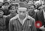 Image of interview of prisoner Dachau Germany, 1945, second 9 stock footage video 65675055247