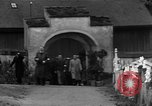 Image of German civilians Nuremberg Germany, 1945, second 7 stock footage video 65675055249