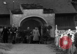 Image of German civilians Nuremberg Germany, 1945, second 8 stock footage video 65675055249