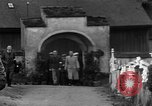 Image of German civilians Nuremberg Germany, 1945, second 11 stock footage video 65675055249