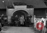 Image of German civilians Nuremberg Germany, 1945, second 12 stock footage video 65675055249