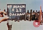 Image of Ceremony Dachau Germany, 1945, second 11 stock footage video 65675055271