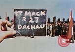 Image of Ceremony Dachau Germany, 1945, second 12 stock footage video 65675055271
