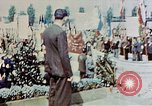 Image of Ceremony Dachau Germany, 1945, second 1 stock footage video 65675055272