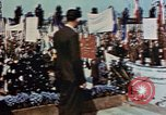 Image of Ceremony Dachau Germany, 1945, second 2 stock footage video 65675055272