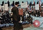 Image of Ceremony Dachau Germany, 1945, second 4 stock footage video 65675055272