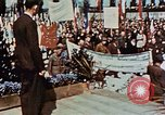 Image of Ceremony Dachau Germany, 1945, second 6 stock footage video 65675055272