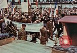 Image of Ceremony Dachau Germany, 1945, second 8 stock footage video 65675055272