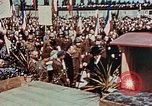 Image of Ceremony Dachau Germany, 1945, second 11 stock footage video 65675055272