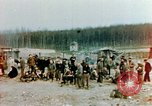 Image of Liberated Buchenwald Concentration Camp victims Ettersberg Germany, 1945, second 6 stock footage video 65675055281