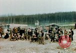 Image of Liberated Buchenwald Concentration Camp victims Ettersberg Germany, 1945, second 7 stock footage video 65675055281