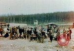 Image of Liberated Buchenwald Concentration Camp victims Ettersberg Germany, 1945, second 9 stock footage video 65675055281