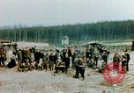 Image of Liberated Buchenwald Concentration Camp victims Ettersberg Germany, 1945, second 12 stock footage video 65675055281