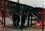 Image of Buchenwald Concentration Camp barracks Ettersberg Germany, 1945, second 3 stock footage video 65675055282