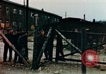 Image of Buchenwald Concentration Camp barracks Ettersberg Germany, 1945, second 6 stock footage video 65675055282