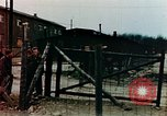 Image of Buchenwald Concentration Camp barracks Ettersberg Germany, 1945, second 9 stock footage video 65675055282