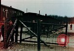 Image of Buchenwald Concentration Camp barracks Ettersberg Germany, 1945, second 10 stock footage video 65675055282