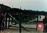 Image of Buchenwald Concentration Camp barracks Ettersberg Germany, 1945, second 11 stock footage video 65675055282