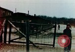 Image of Buchenwald Concentration Camp barracks Ettersberg Germany, 1945, second 12 stock footage video 65675055282