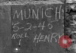 Image of political prisoners Bavaria Germany, 1945, second 4 stock footage video 65675055296