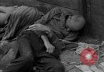 Image of Dead and sick political prisoners Bavaria Germany, 1945, second 9 stock footage video 65675055299