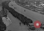 Image of German prisoners after Dachau liberation Bavaria Germany, 1945, second 12 stock footage video 65675055302