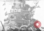 Image of USS Wasp CV-18 Pacific Ocean, 1945, second 8 stock footage video 65675055304