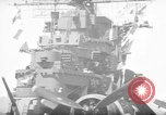 Image of USS Wasp CV-18 Pacific Ocean, 1945, second 9 stock footage video 65675055304