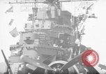 Image of USS Wasp CV-18 Pacific Ocean, 1945, second 10 stock footage video 65675055304