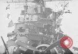 Image of USS Wasp CV-18 Pacific Ocean, 1945, second 11 stock footage video 65675055304