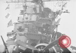Image of USS Wasp CV-18 Pacific Ocean, 1945, second 12 stock footage video 65675055304