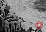 Image of Mass Funeral Ceremony Pacific Ocean, 1945, second 7 stock footage video 65675055313