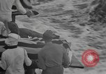 Image of Mass Funeral Ceremony Pacific Ocean, 1945, second 12 stock footage video 65675055313