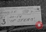 Image of Rig of US FJ-3 Fury Pacific Ocean, 1954, second 4 stock footage video 65675055316