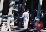 Image of Launch of USS Hancock (CV-19) at Fore River Shipyard, Massachusetts Quincy Massachusetts USA, 1944, second 8 stock footage video 65675055341