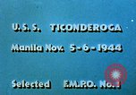 Image of Japanese planes Manila Philippines, 1944, second 2 stock footage video 65675055357