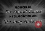 Image of Army-Navy Gun Camera installation and operation United States USA, 1942, second 5 stock footage video 65675055363