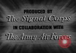 Image of Army-Navy Gun Camera Florida United States USA, 1942, second 6 stock footage video 65675055368