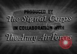 Image of Army-Navy Gun Camera Florida United States USA, 1942, second 7 stock footage video 65675055368